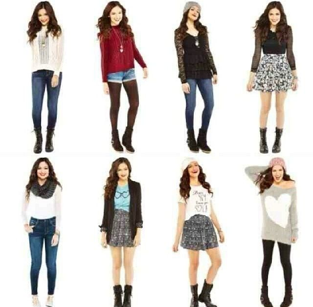 Bethany mota outfit inspiration