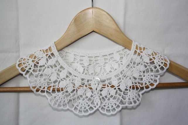 £14.50 by Monique Boutique - cute Crochet Collar