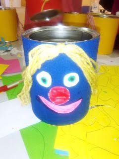"""Έλα να παίξουμε...στο Νηπιαγωγείο!!!: Γιορτή Ανακύκλωσης """"Ήταν ένα μικρό χαρτάκι"""" με ποιήματα και τραγούδι και κατασκευή cd ψαράκι με πατρόν"""