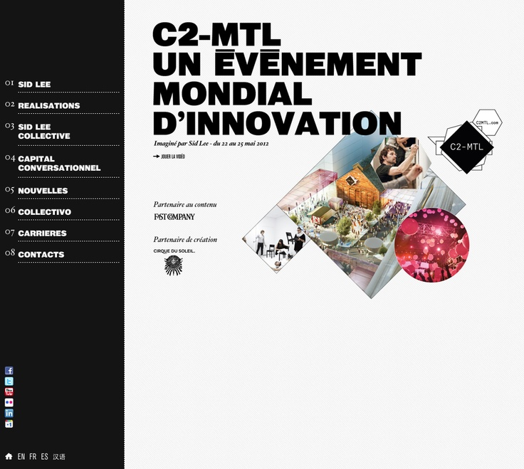 39 best Agences images on Pinterest Paris, Branding and Creative - best of blueprint consulting toronto
