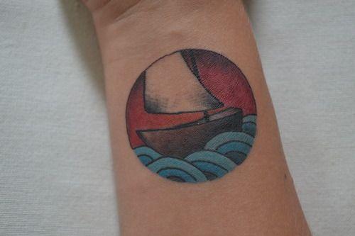 love round tattoos
