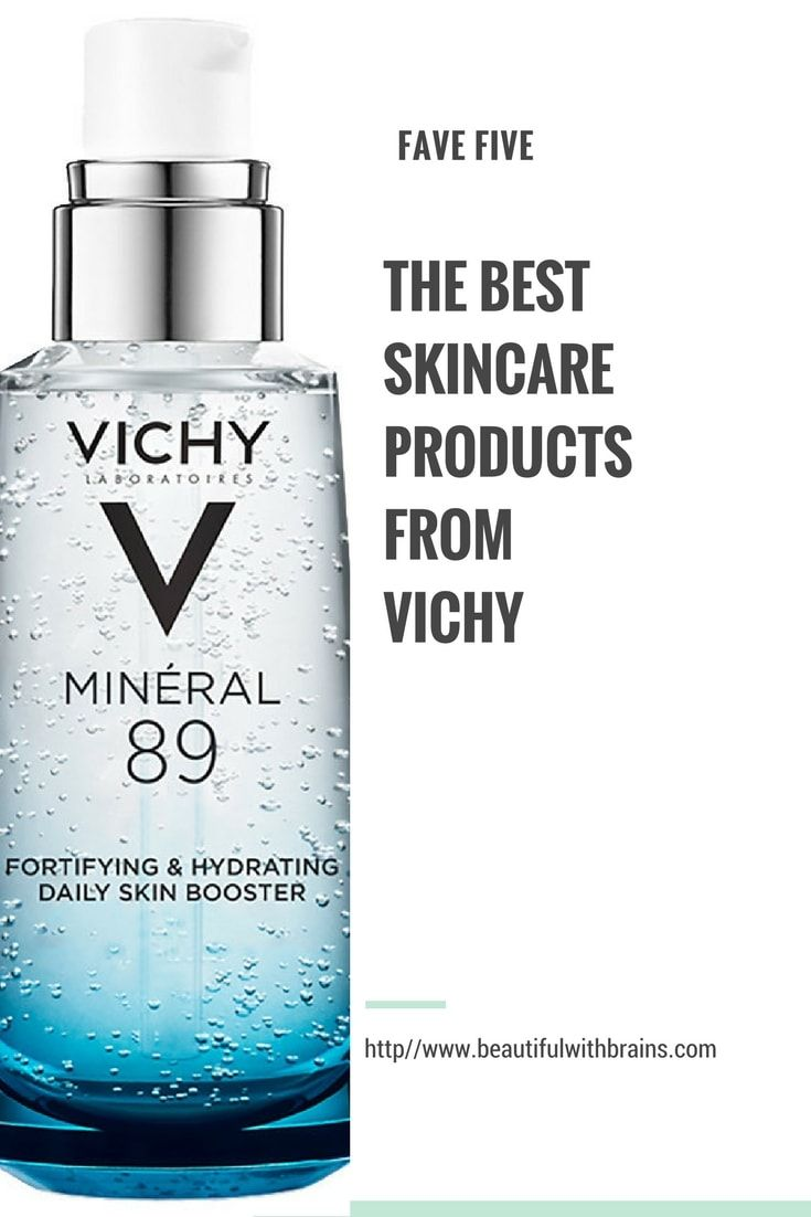 Fave Five The Best Of Vichy Skin Cleanser Products Skin Bleaching Skin