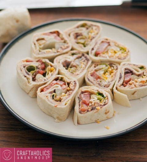 Craftaholics Anonymous: 1000+ Ideas About Taco Pinwheels On Pinterest