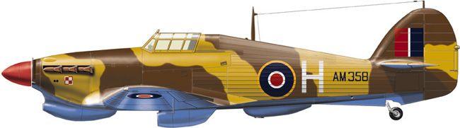 Hawker Hurricane 318 (Polish) Sqn