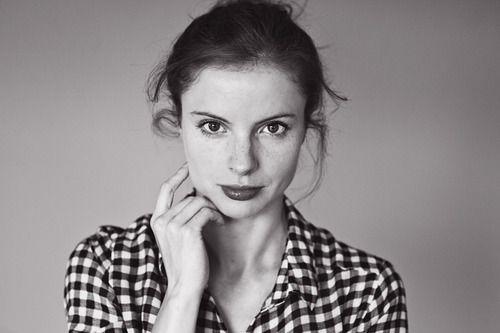#portrait #girl #model #blackandwhite #photography #beauty #freckles
