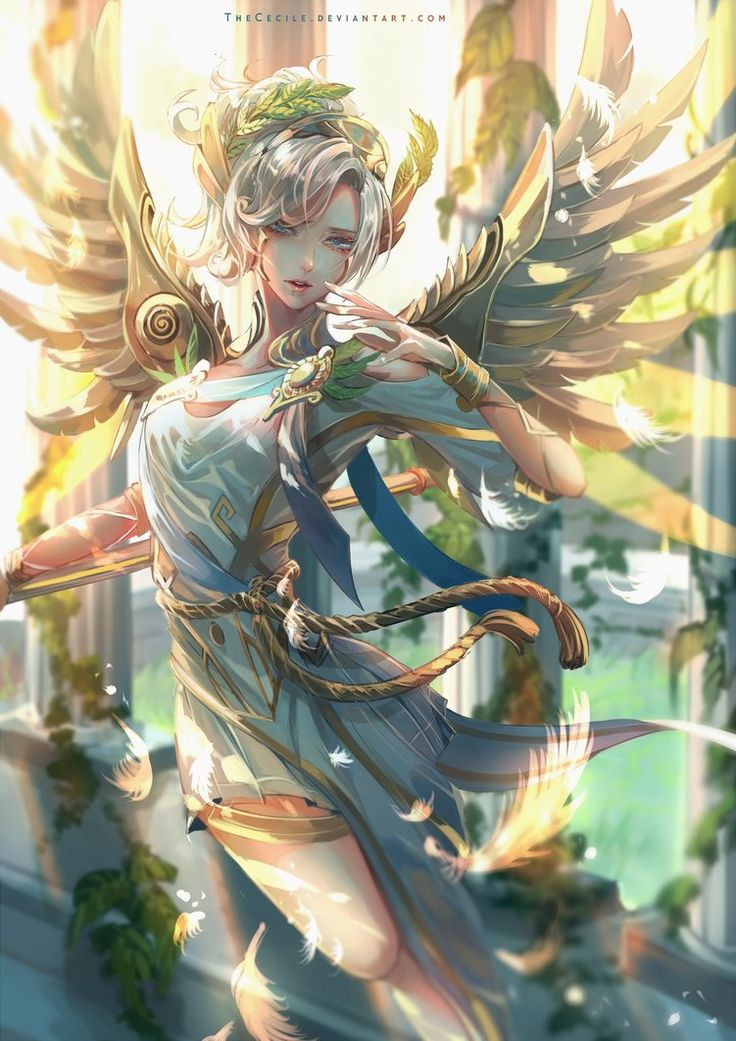 Winged Victor