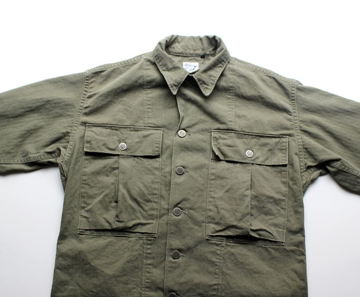 OrSlow Oaslow US Army Jacket