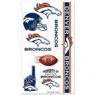 Denver Bronco's Temporary Tattoos #Denver #Colorado #Broncos #DenverBroncos #Memorabilia #Sports #Merchandise #Football #NFL | Order Today At http://www.sportsnutemporium.com/ For Only $1.95