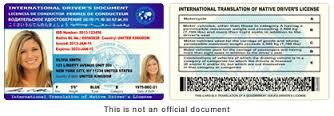 International Drivers License http://www.idlservice.com/