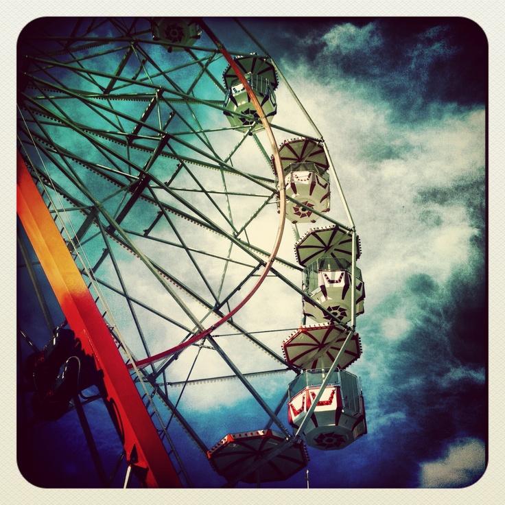 Tampere ferris wheel #TampereAllBright