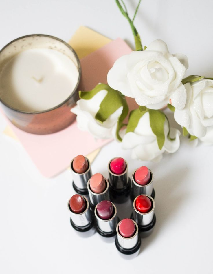 Mary Kay Gel Semi-Matte Lipstick review swatches (6 of 10)