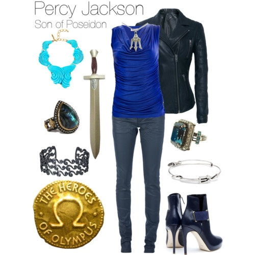 123 best images about Percy Jackson outfits on Pinterest ... Percy Jackson Poseidon Costume