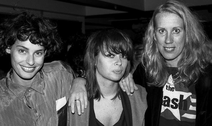 Deborah Conway, Chrissy Amphlett & Lindy Morrison