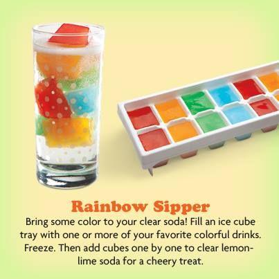 Rainbow Sipper