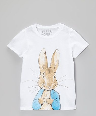 Peter Rabbit Tee for Lucia (although, Josiah would love it more, probably) $9.99