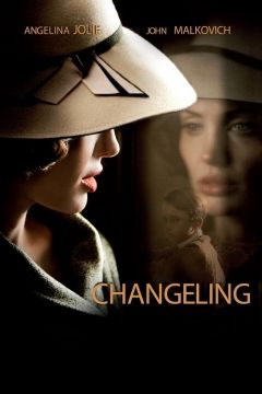 """Changeling"" (2008) When her kidnapped son is brought home, a mother suspects that the boy isn't her child, so the police captain has her to an asylum. Incredible, heart-breaking story."