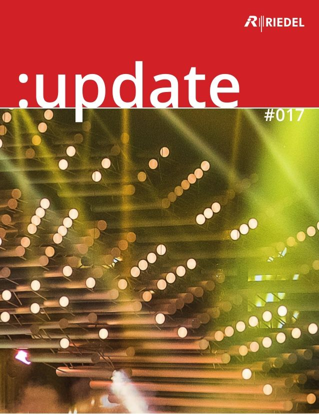 Our latest update brochure (No. 17) is now available as a PDF. There you can find some recent project reports (e.g. MicroN´s Dutch debut, #PanAmazing Games, Euro TV´s CEO Günther Polder about gut feelings and confidence), #Riedel project pictures and recent installations. #IBC #IBCShow #IBC2015
