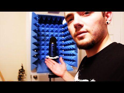 "DIY $50 Cheap Recording ""Studio"" - YouTube"