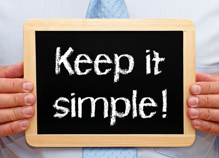 Keep it Simple and Capture the Mass Market