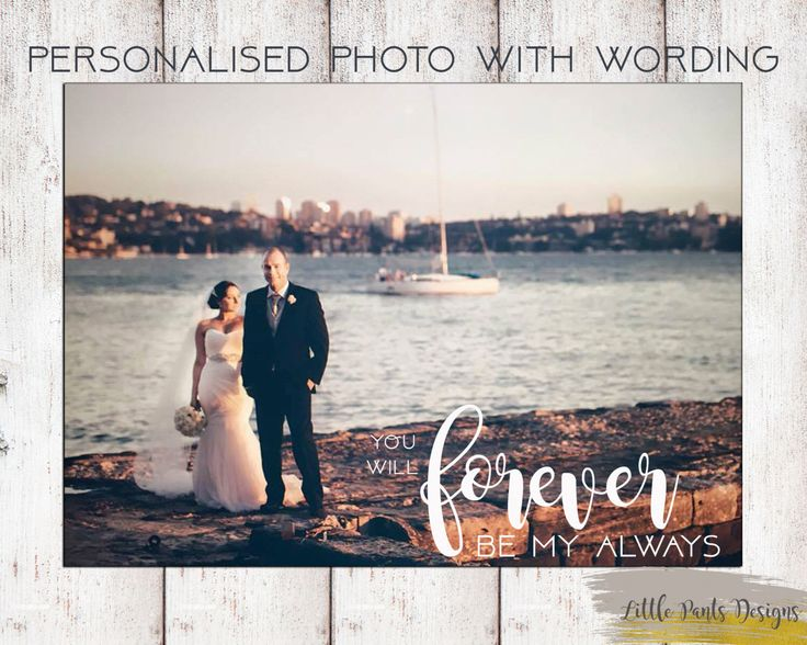 You will Forever be my always Personalised Photo with NAME WORDS Picture greeting Card / Print Digital file by LittlePantsDesigns on Etsy https://www.etsy.com/listing/463056149/you-will-forever-be-my-always