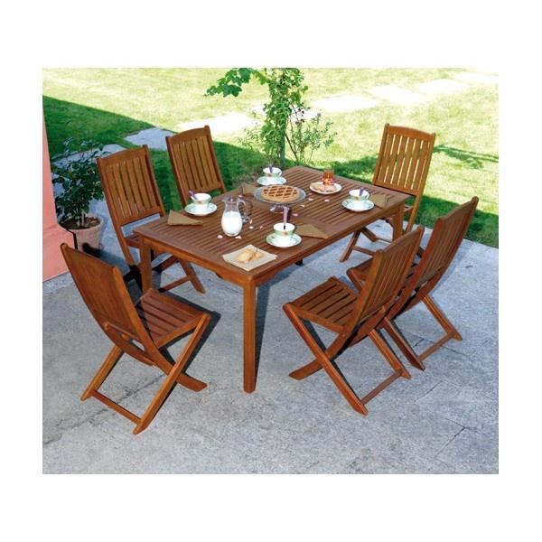 oltre 25 fantastiche idee su sedie da giardino su pinterest ... - Tavolo Da Giardino In Legno Balau