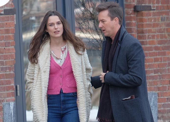 Will Smith filmed 'Collateral Beauty' in Brooklyn with Naomie Harris