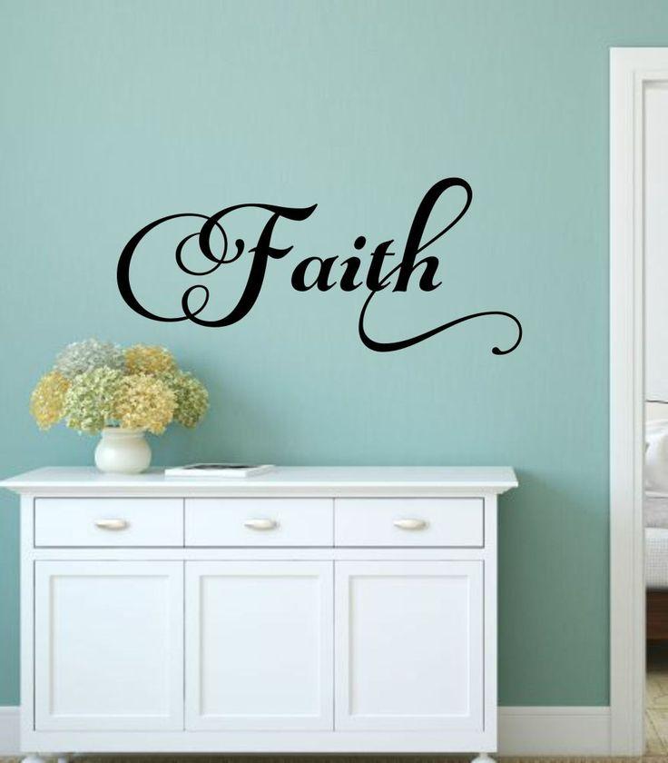 Best Bathroom Ideas Images On Pinterest Vinyl Wall Decals - Custom vinyl wall decals christian