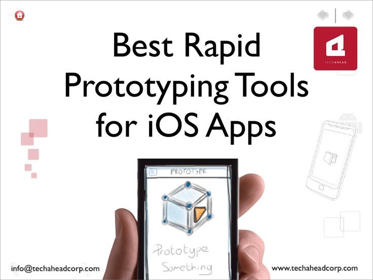 Best Rapid Prototyping Tools For Ios Apps Prototyping Tools Rapid Prototyping Ios Apps