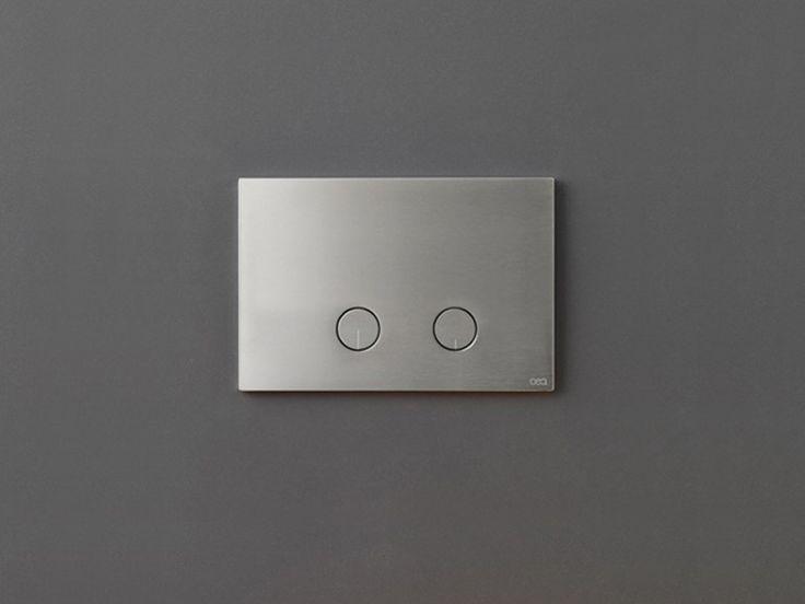 Flush plate PLA 13 by Ceadesign S.r.l. s.u. design Natalino Malasorti