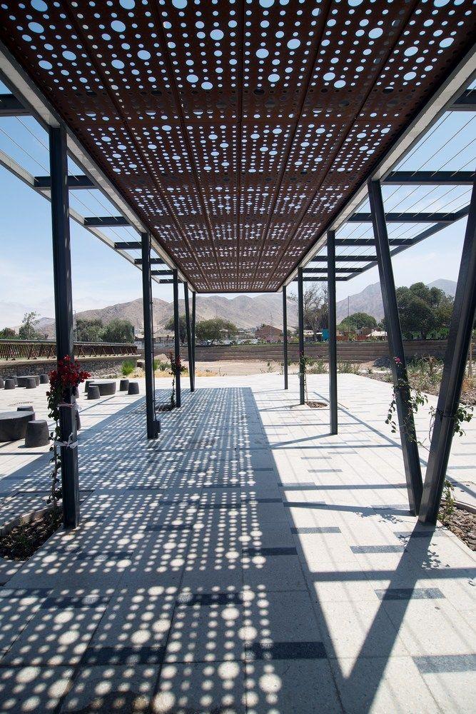 Galería de Parque Urbano Kaukari / Teodoro Fernández Arquitectos - 19                                                                                                                                                                                 Más