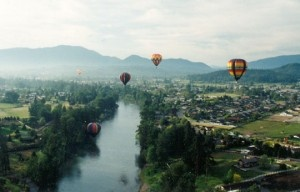Hot Air Balloons Grants Pass, OR