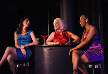 BRENDA BRAXTON, CATHERINE PORTER AND BABS WINN.Three, Broadway Discount, Music Discount, Catherine Porter, Brenda Braxton, Bab Winne, Discount Ticket, Catherine Zeta-Jon, Disillusioned