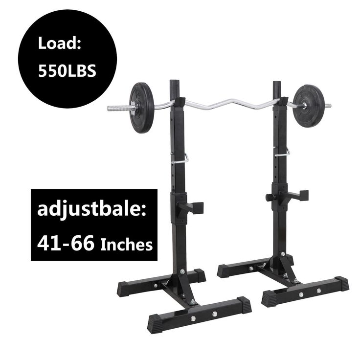 (adsbygoogle = window.adsbygoogle || []).push();     (adsbygoogle = window.adsbygoogle || []).push();   Pair of Adjustable Rack Sturdy Steel Squat Barbell Bench Press Stands GYM/HOME  Price : 49.98  Ends on : 3 weeks  View on eBay      (adsbygoogle = window.adsbygoogle || []).push();