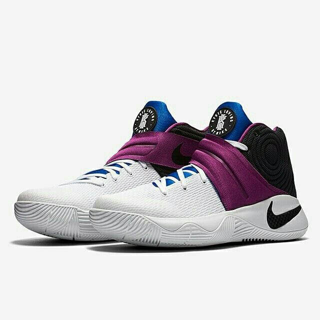 The Nike Kyrie 2 adapts the OG colorway of the Air Flight Huarache for a