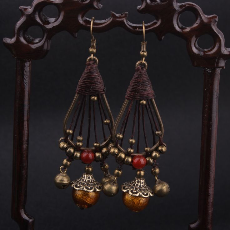 Cheap jewelry earings, Buy Quality earring chain directly from China earring jewelry box Suppliers:                             ETHNICPEOCOCK HOME    The more national, the more of the world   &nb