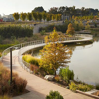 Things To Do in Atlanta: Walk the BeltLine   The 2.25-mile pathway draws thousands daily. The stroll begins at the city's lush Piedmont Park and winds past two up-and-coming retail juggernauts with tempting food halls: Ponce City Market (opening in spring) and Krog Street Market (already open; grab a luscious rib-eye cheesesteak from Fred's Meat & Bread for an impromptu picnic).