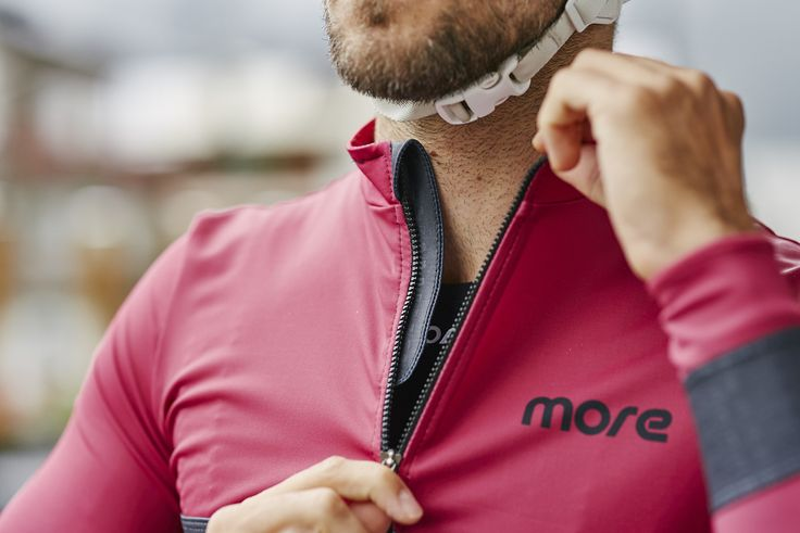 Longsleeve STYLE 2018 MOREcycling, Cycling collection, jersey bike
