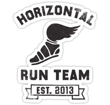 Thanks Fat Amy, I Love Pitch Perfect -Horizontal Running Team, Est. 2013 • Also buy this artwork on stickers, apparel, phone cases, and more.
