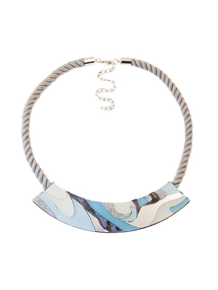 Marble Rope Necklace