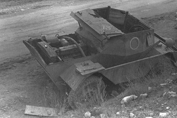 "daimler scout car dingo | Daimler Scout Car ""Dingo"""