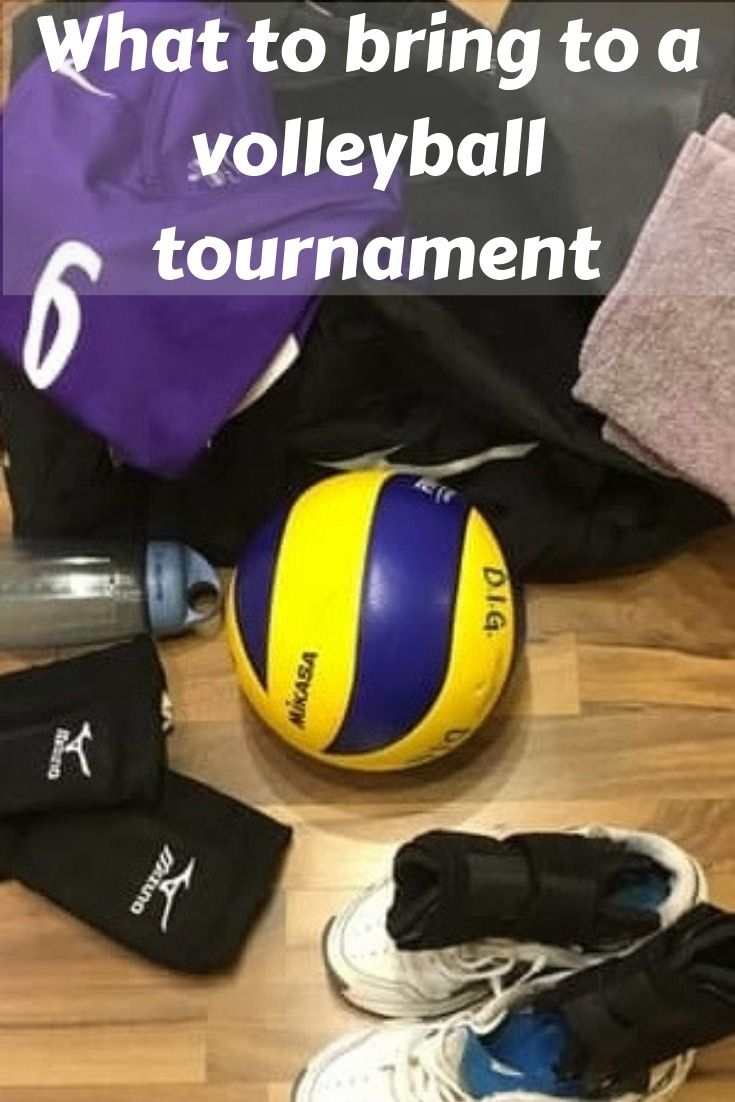 What To Bring To A Volleyball Tournament Volleyball Tournaments Indoor Volleyball Volleyball Bag