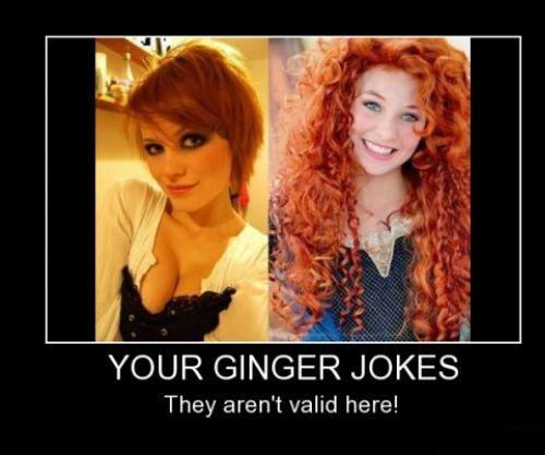 xxx redhead jokes