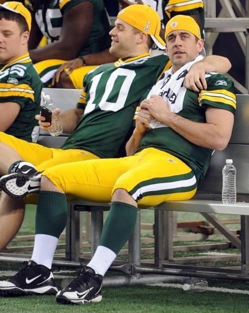 Aaron Rodgers, Green Bay Packers #Packers #Cheeseheads #GreenBay [Follow WisconsinHouses for more local pins]