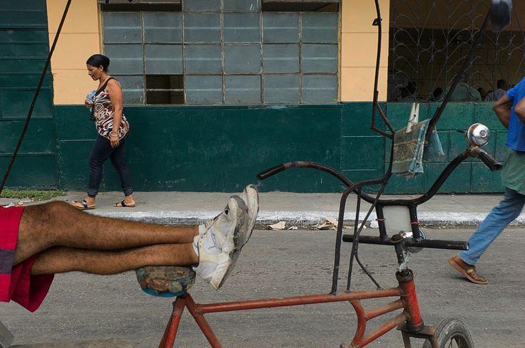Alex Webb, Havana, Cuba 2013
