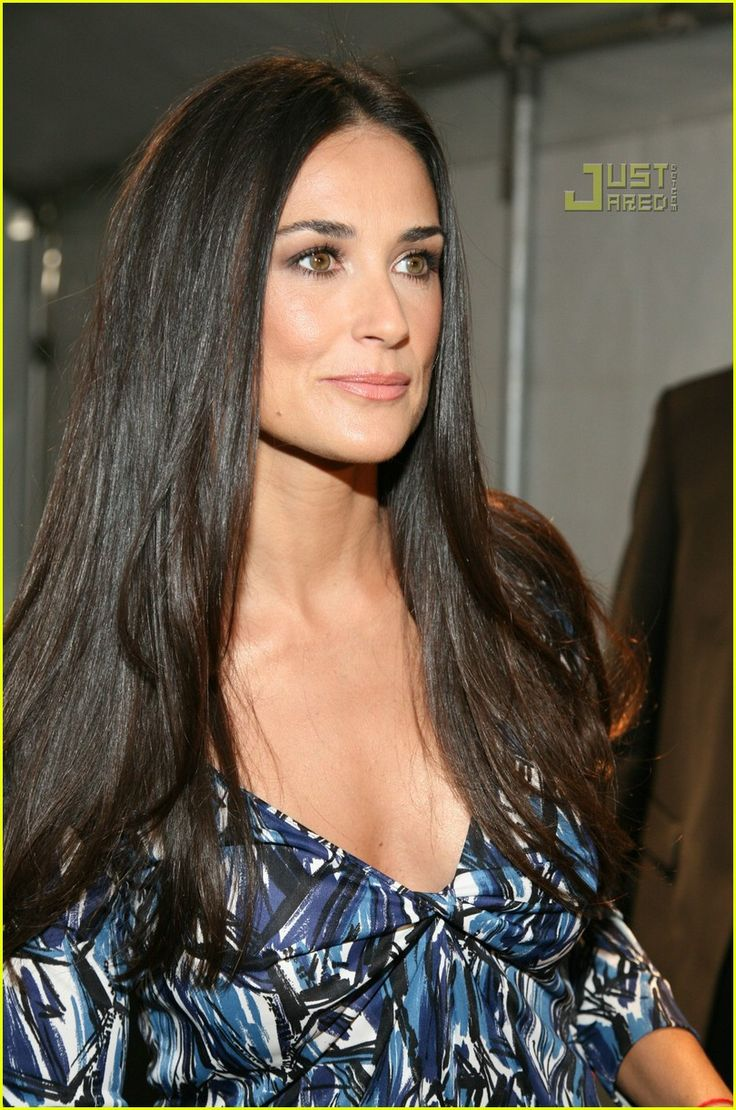 demi moore - who I think I look like!