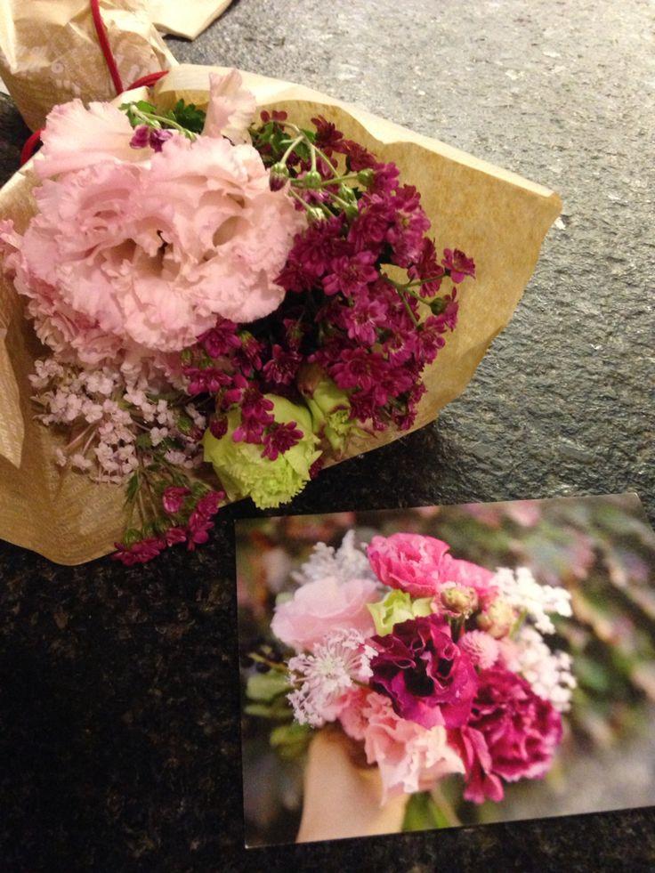 mini bouquet #fleurpium