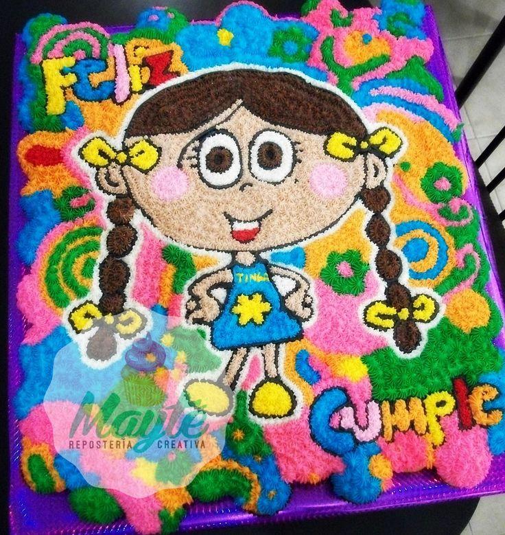 Distroller Tinga cake