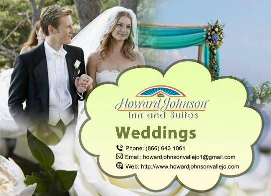 Howard Johnson is one of the best choices for your wedding, these are given a best wedding package for couples. https://goo.gl/g6dXmt
