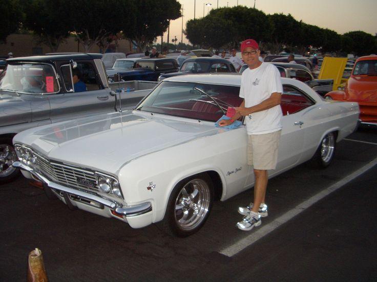 Bob Golden's 1966 Chevrolet Impala SS street rod