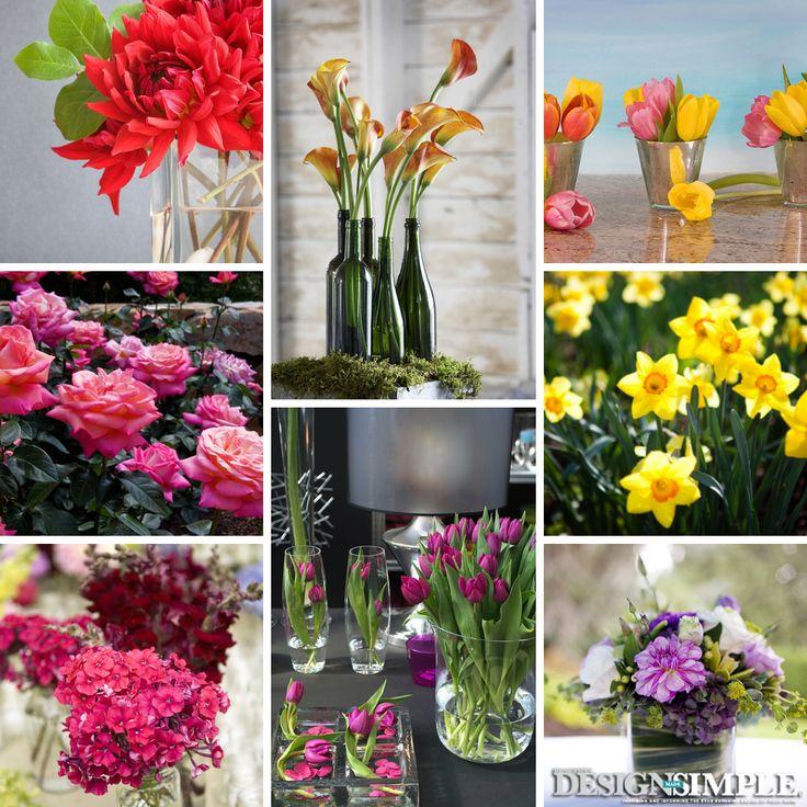 56 Best Images About Ideas Easy Flower Arrangements On